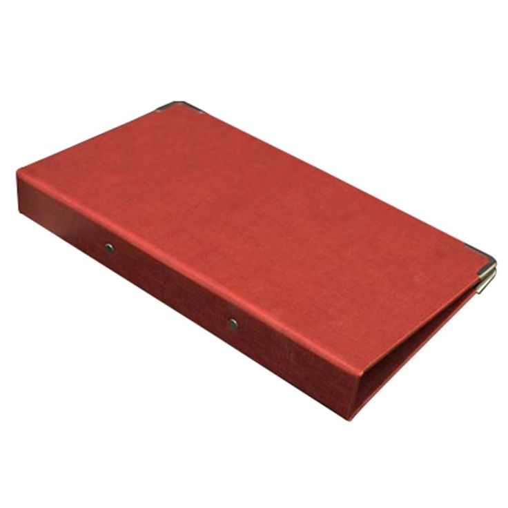 21.00$  Watch here - http://ali6ie.shopchina.info/go.php?t=32628711247 - Hard Cover Restaurant Menu Cover Leather Menu Holder Red Brown Cafe Advertising Menu Folder Accept Customized Order 21.00$ #magazine