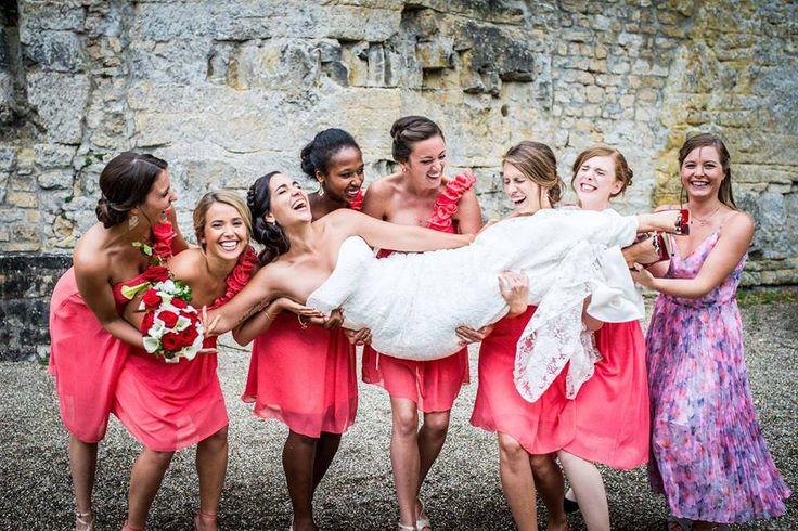 Witzige Hochzeitsbilder und ausgefallene Hochzeitsfotos