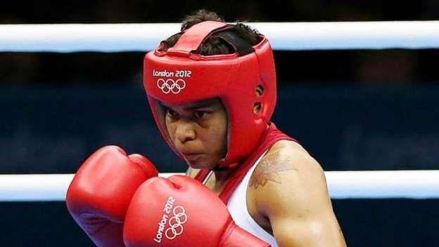 Boxe - feminino  - BRASIL - RIO 2016 -  Adriana Araújo (60kg)  Andreia Bandeira (75kg)