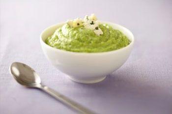 Puré de bróculos au roquefort. Veja a receita em: http://www.batatasdefranca.com/receitas/acompanhamentos.html#!prettyPhoto[pure_broculos]/0/  #Batata #Receita #Comida #Acompanhamentos #pure #batatas #broculos #cozinhar #roquefort
