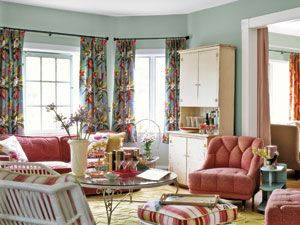 17 Best Ideas About 1940s Living Room On Pinterest