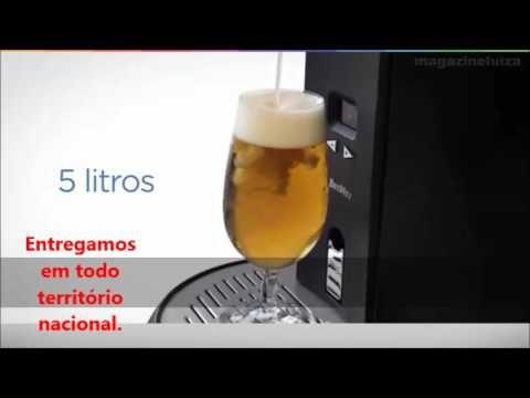Chopeira Elétrica 5 Litros BenMax Maxi Cooler (Inscreva-se)