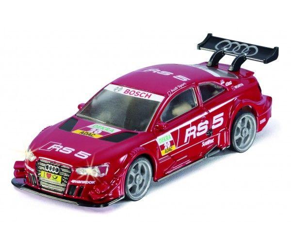 Siku Racing - Audi RS5 DTM raceauto - 6825: https://www.bentoys.nl/nl/speelgoed/merken/siku/siku-racing/209-audi-rs5-dtm-raceauto.html #RC #Siku #speelgoed #raceauto