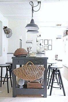 robuuste stoere keukentafel