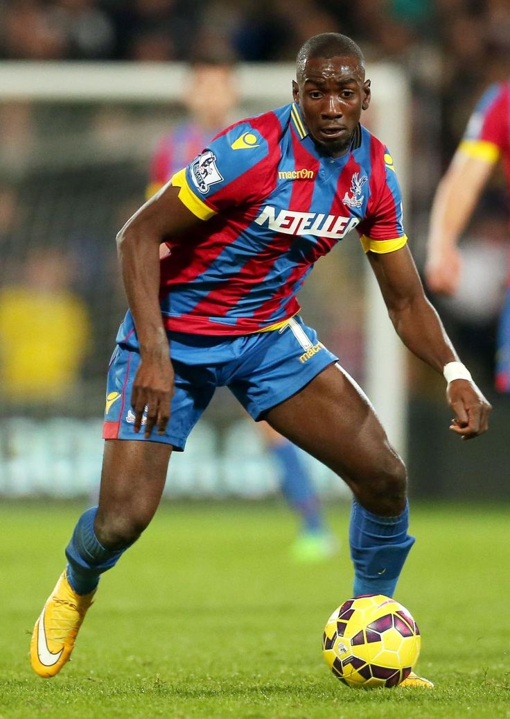 Yannick Bolasie's game by numbers:  5 crosses 4 shots 4 take-ons 3 chances created 100% tackles won 1 assist