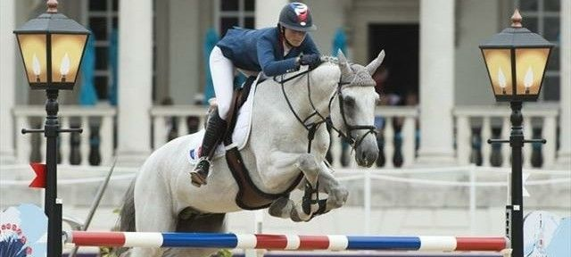 Actualité JO Londres cheval & équitation : JO Londres : Kevin Staut qualifié pour la finale de saut d'obstacles