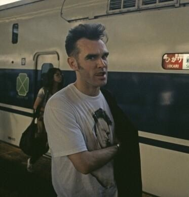 morrissey and johnny marr relationship