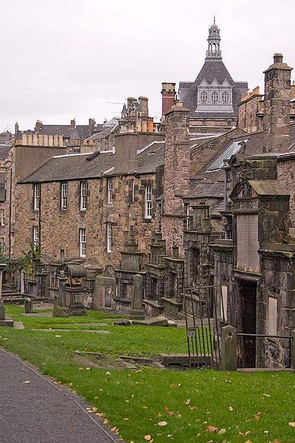 Greyfriars Churchyard, Edinburgh, Scotland. Our tips for things to do in Edinburgh: http://www.europealacarte.co.uk/blog/2011/12/19/edinburgh-tips