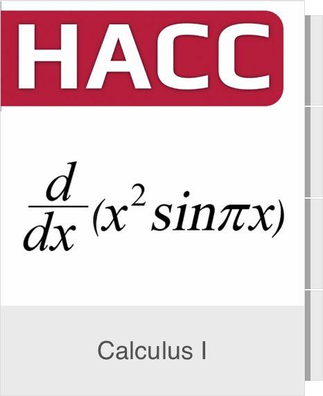 Calculus i harrisburg area community college apple calculus i harrisburg area community college apple siriustraffic pinterest fandeluxe Image collections