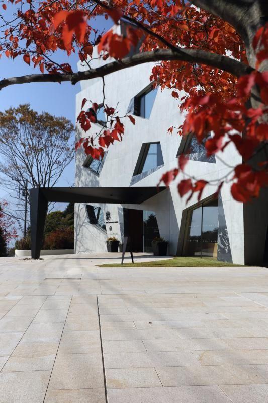 Kobuchizawa Art Village / Atsushi Kitagawara Architects Inc. The American Architecture Prize 2016 Winners