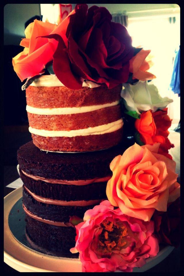 Beautiful cake for a beautiful friend