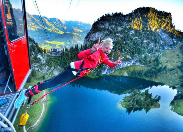 bungee jumping in switzerland