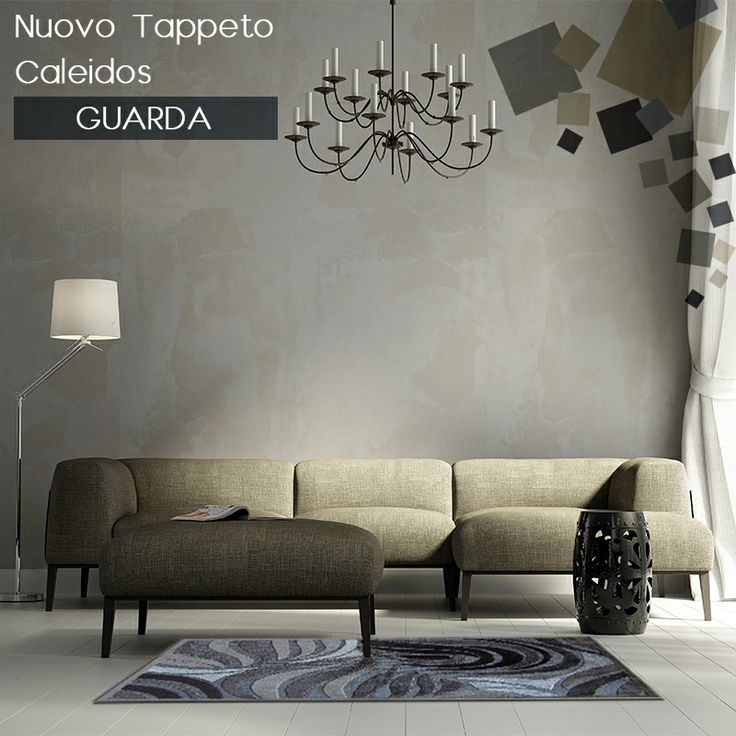 #Tappeto Caleidos. Gandebia.it