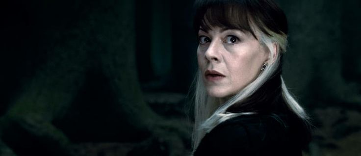 Narcissa Malfoy is the only known member of Voldemort's inner circle not to have taken the Dark Mark. First and foremost a mother, she was ruthless in doing whatever it took to keep her family together; maintaining her status while her husband was imprisoned in Azkaban and later becoming only the third person known to have deceived The Dark Lord. Narcissa was calm where her sister was crazed, restrained where her husband was reckless and self-assured where her son aimed to prove himself…