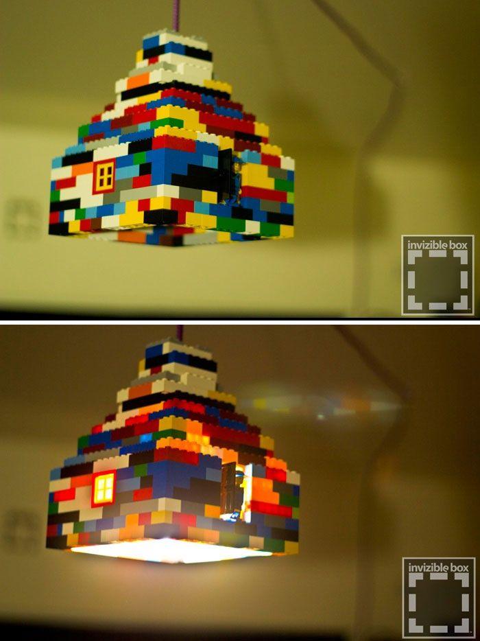 Lego Lamp Shade