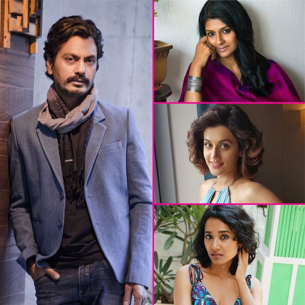 Taapsee Pannu, Nandita Das, Tannishtha Chatterjee extend support to Nawazuddin Siddiqui over racism remark #FansnStars