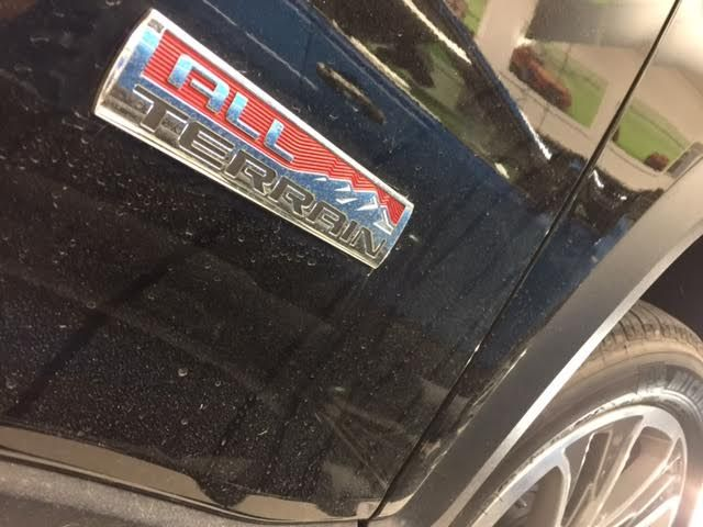 I did not know but I guess they are almost giving this away under tag price! Go get your GMC Arcadia and I will be happy to install Window Tinting or Clear Bra for you!