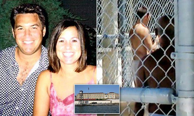 Scott Peterson is living a 'cushy' life behind bars.... Revealed: Scott Peterson is living a 'cushy' life on death row 10 years after he was sentenced to death for murdering 8-months-pregnant wife Laci and their unborn son  Read more: http://www.dailymail.co.uk/news/article-3006527/Scott-Peterson-living-cushy-life-death-row-10-years-sentenced-death-murdering-8-months-pregnant-wife-Laci-unborn-son.html#ixzz3VJ8sa7Pa  Follow us: @MailOnline on Twitter | DailyMail on Facebook