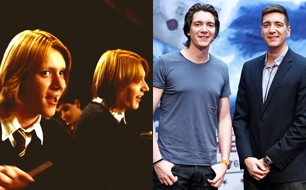 James and Oliver have worked sparsely since their time as the Weasley twins but have joint parts in the upcoming film Own Worst…