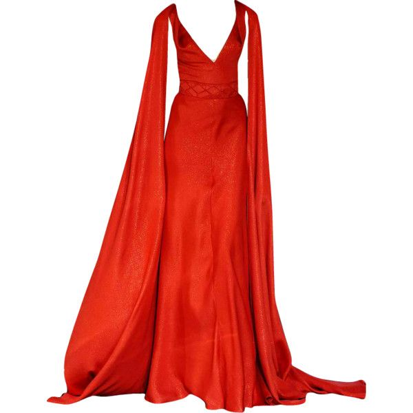 Tube habillage ❤ liked on Polyvore featuring dresses, gowns, long dress, vestidos, red evening gowns, tube dress, red gown, red dress and red ball gown