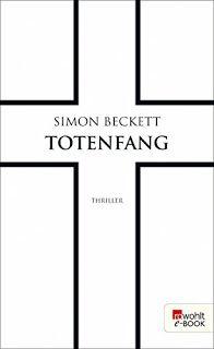 Mein Tagebuch: Ich lese gerade- Simon Beckett Totenfang