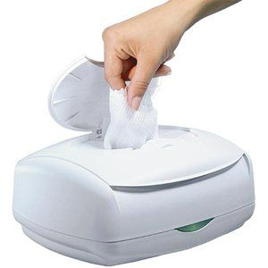 Prince Lionheart Ultimate Wipes Warmer  Believe it or not, I put my cloth wipes in here =0)