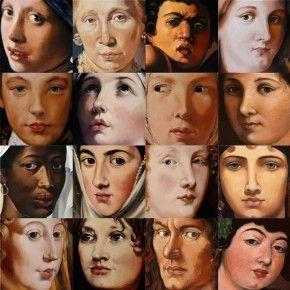 Tablouri pictate: Picturi celebre Tablouri Portrete la comanda
