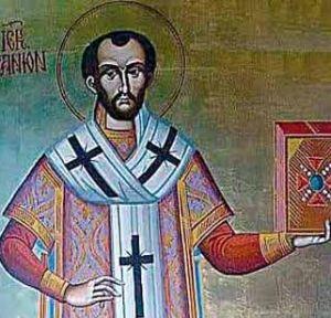 Saint Bretannion of Tomi