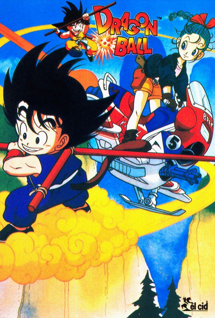 17 best images about dragon ball on pinterest martial arts manga and kid goku - Goku e bulma a letto ...
