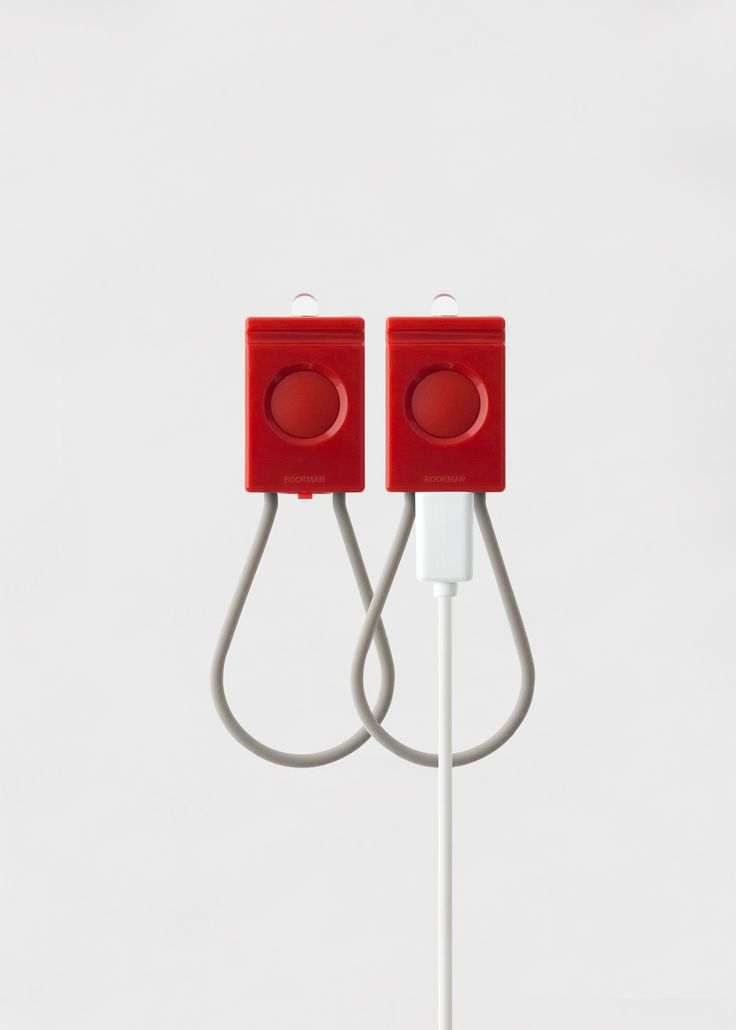 USB Light Raging Red