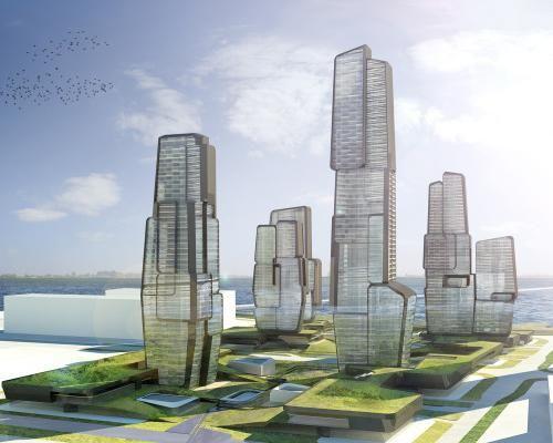 Yongjia World Trade Centre | UNStudio