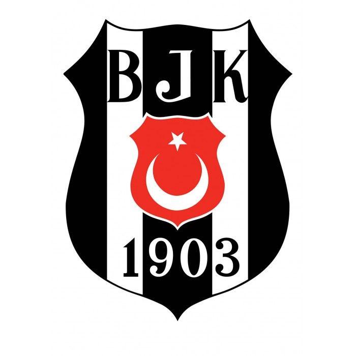 Beşiktaş Amblem Yenilebilir Pasta Resim Baskısı
