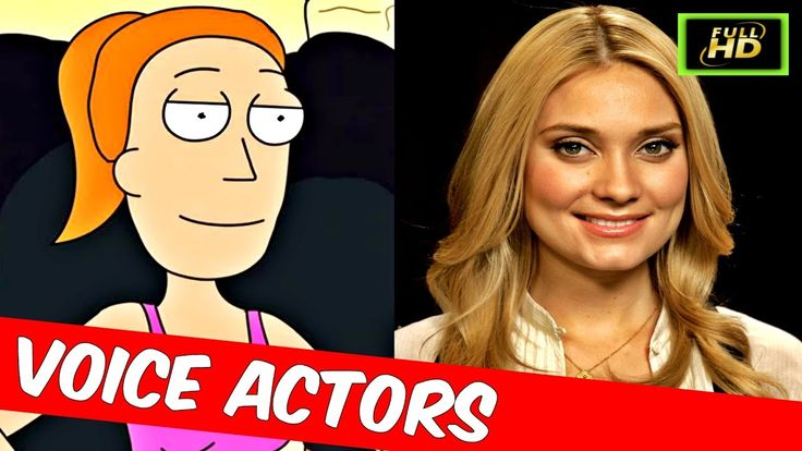 Rick And Morty Cast - Rick And Morty Voice Actors - Cast Of Rick And Mor...