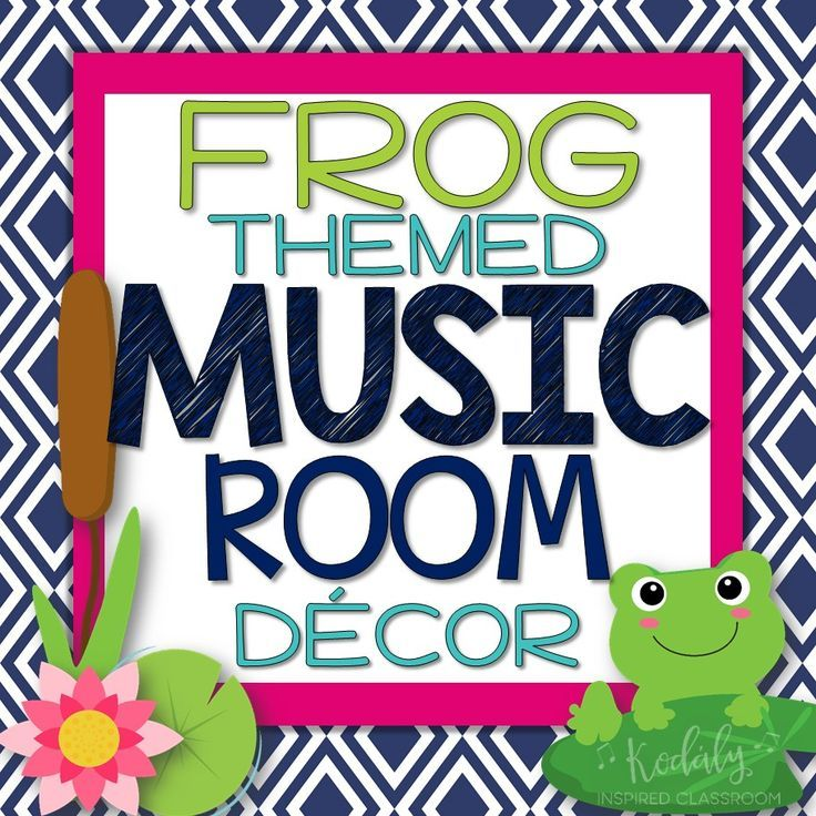 Your students will be excited to HOP into music class with this decor set made just for music teachers. Music Room Decor Kit {Frog Theme} - music rules, bulletin boards, national standards for music education posters, solfege curwin hand sign posters, binder covers, word wall and more! Get your music classroom ready! #Kodaly #elmused #musicroom #musicbulletinboards #iteachmusic #musedchat #musiceducation