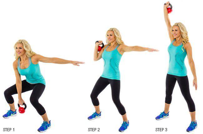 42 best kettlebell exercises pdf
