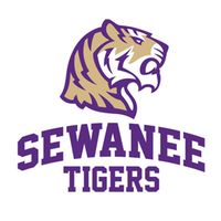 Tigers, Sewanee: The University of the South (Sewanee, Tennessee) Div III, Southern Athletic Association #Tigers #SewaneeTennessee #NCAA (L10981)