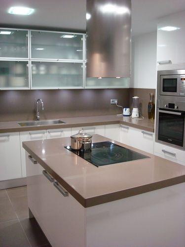 519 best images about cocina on pinterest - Singular kitchen madrid ...