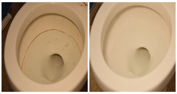 la cuvette des toilettes est un endroit critique pour les t ches de nettoyage m nager car il. Black Bedroom Furniture Sets. Home Design Ideas