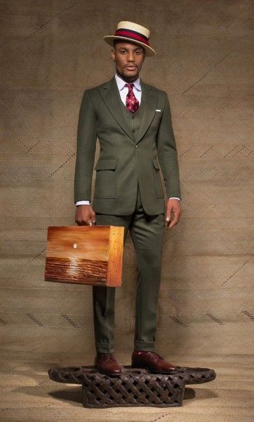 McMeka-SS14-Man-About-Town-Lookbook-african fashion fashionghana (4) #AfricanFashion