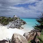 Ahhh, warm sand & crystal waters