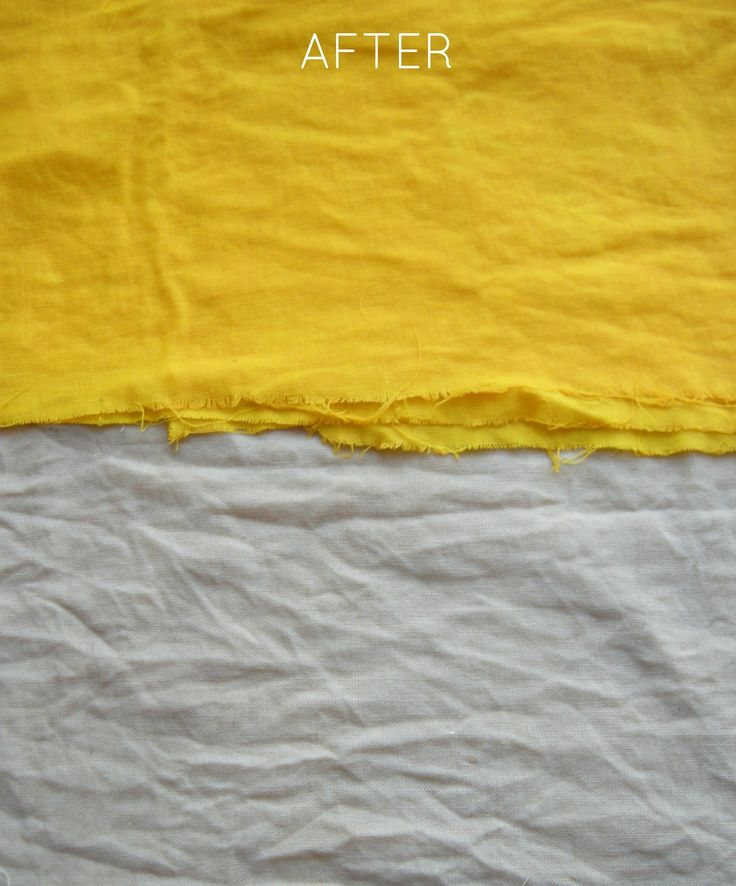 What you need:     about a half metre (a little more than half a yard) Linen Fabric   (or try any white or light coloured 100% cotton ...