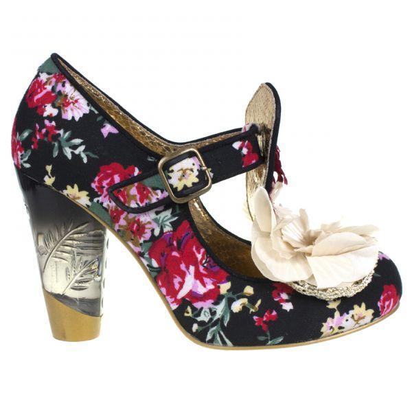 Zapatos vintage Irregular Choice para mujer xjEQa5cJJk