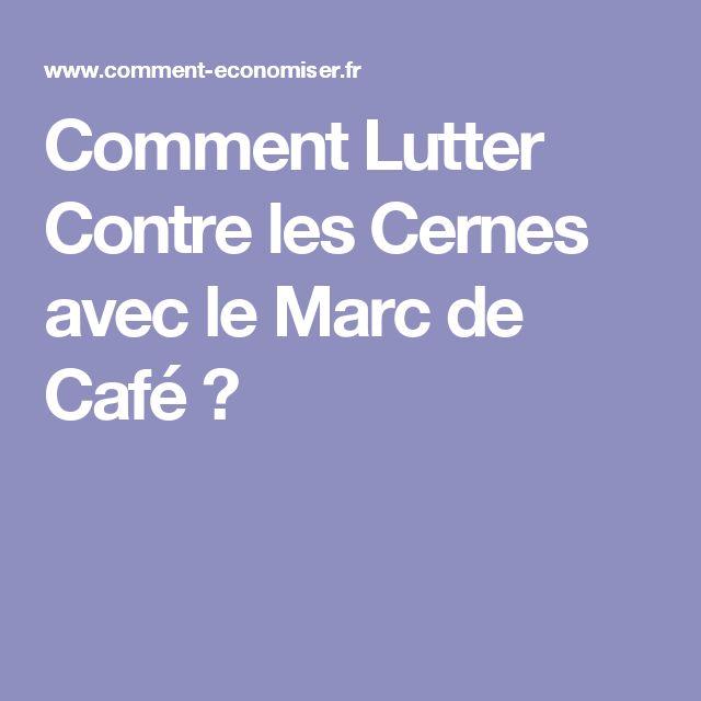 Comment Lutter Contre les Cernes avec le Marc de Café ?