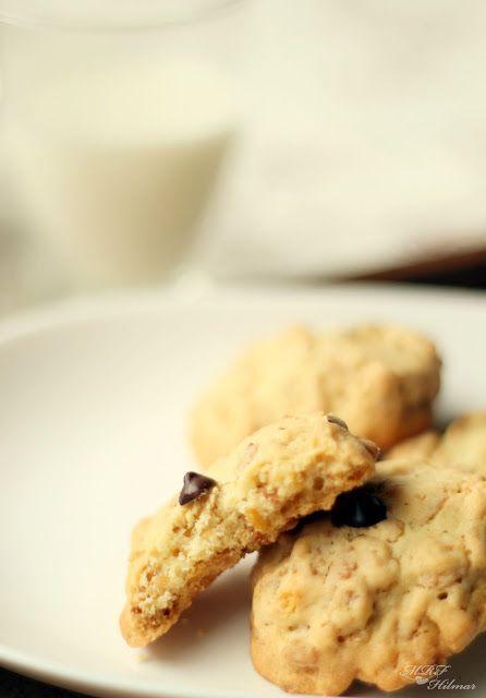 Mis recetas favoritas: Galletas de copos de maíz