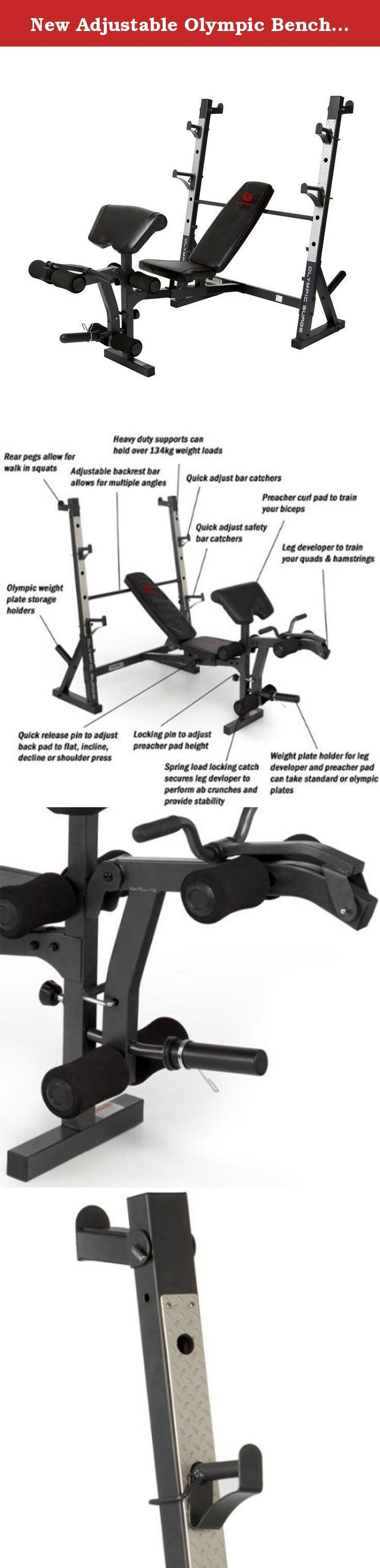 olympic workout machine