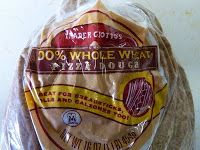 What's Good at Trader Joe's?: Trader Giotto's 100% Whole Wheat Pizza Dough