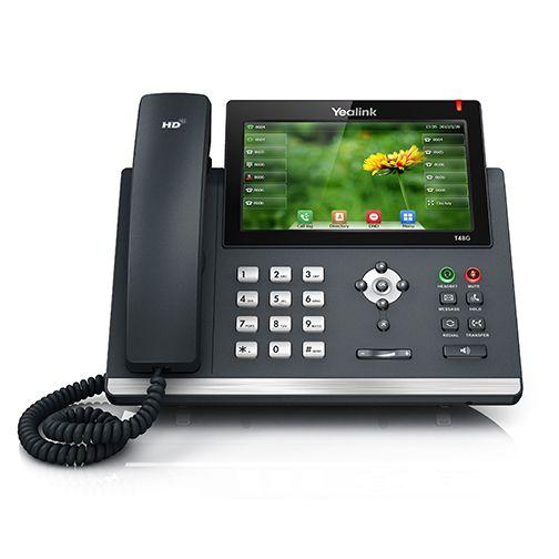 Yealink T48G handset