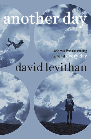 Every Day series by David Levithan (Six Days Earlier, Every Day, Another Day, Someday [to come])