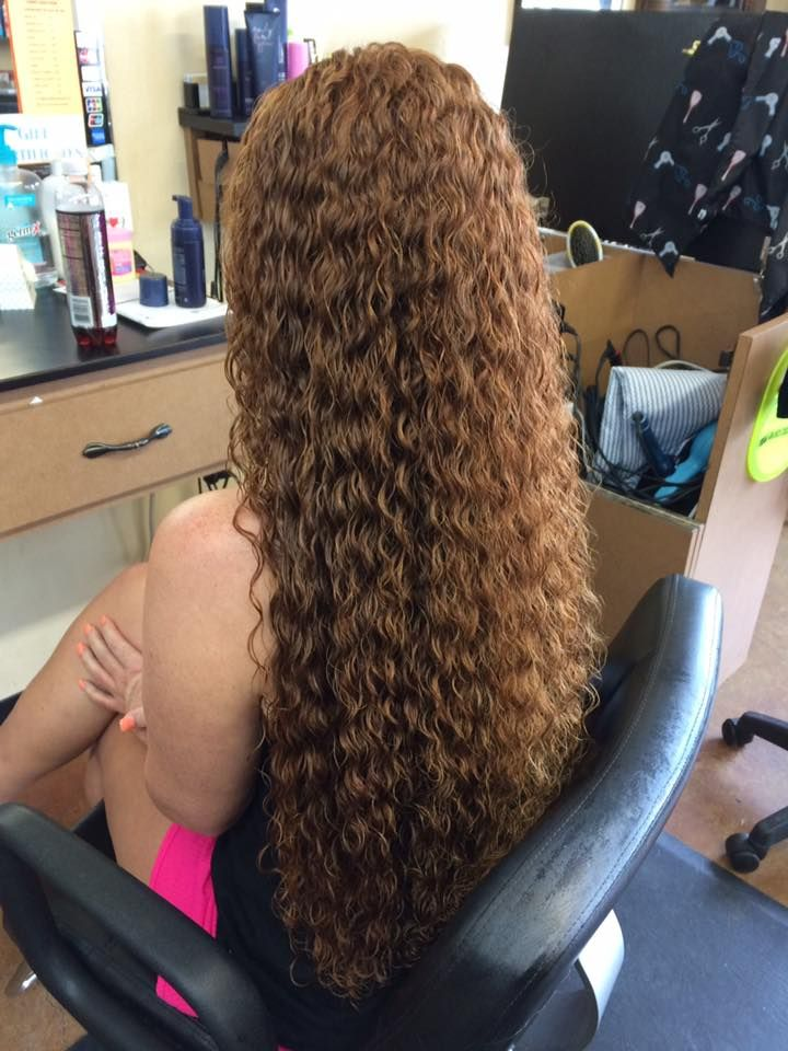 Best 25 Perms Long Hair Ideas On Pinterest Perming Hair
