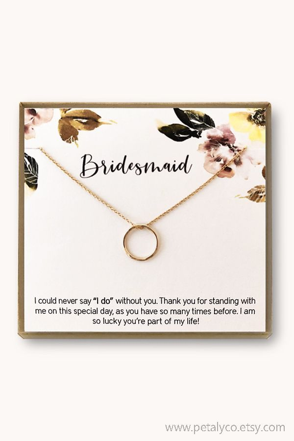 Bridesmaid Gift Ideas From Bride, Bride Maid Gift, Bride Maids